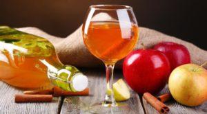 Вино из яблок или сидр